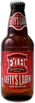 Excel Lefty's lager